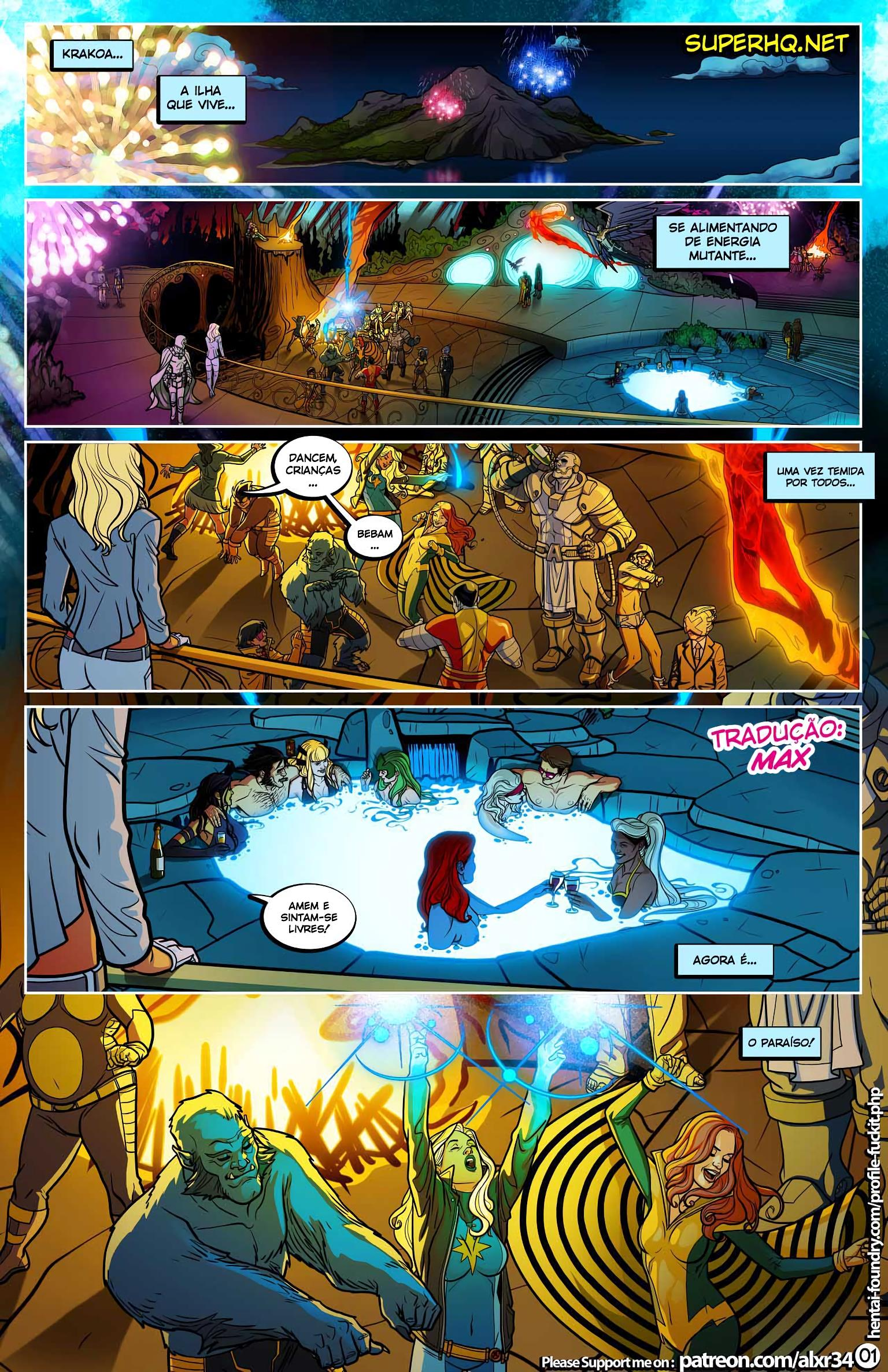 X-men : Bacchanalia - Foto 2