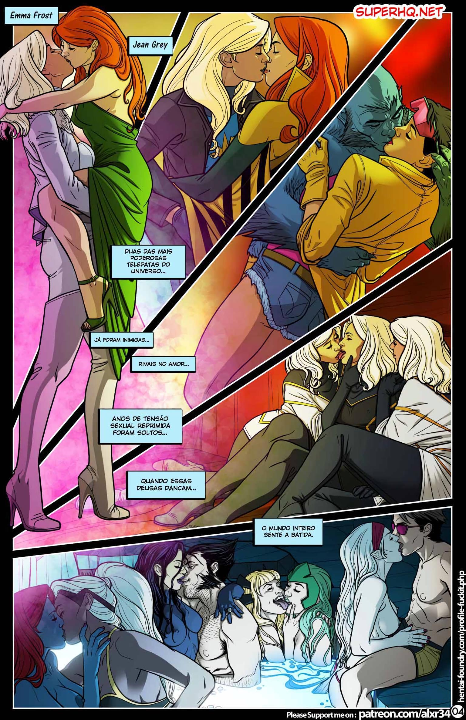 X-men : Bacchanalia - Foto 5