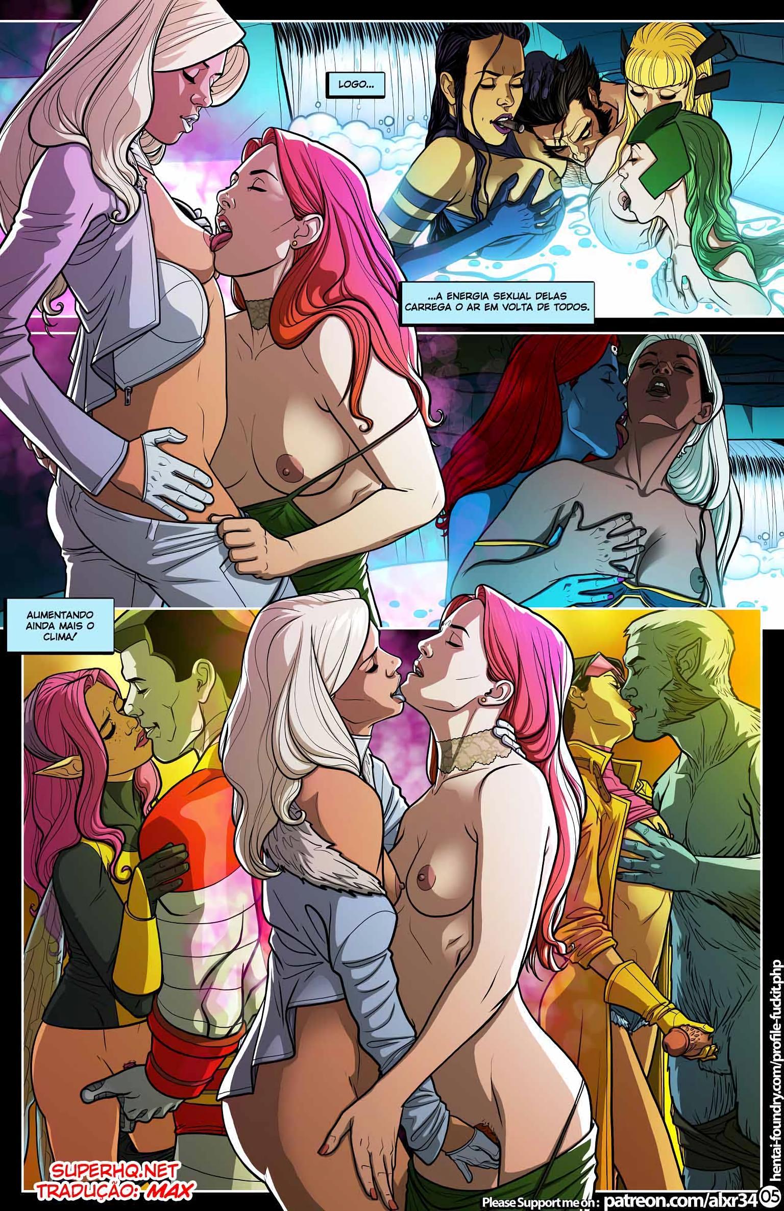 X-men : Bacchanalia - Foto 6