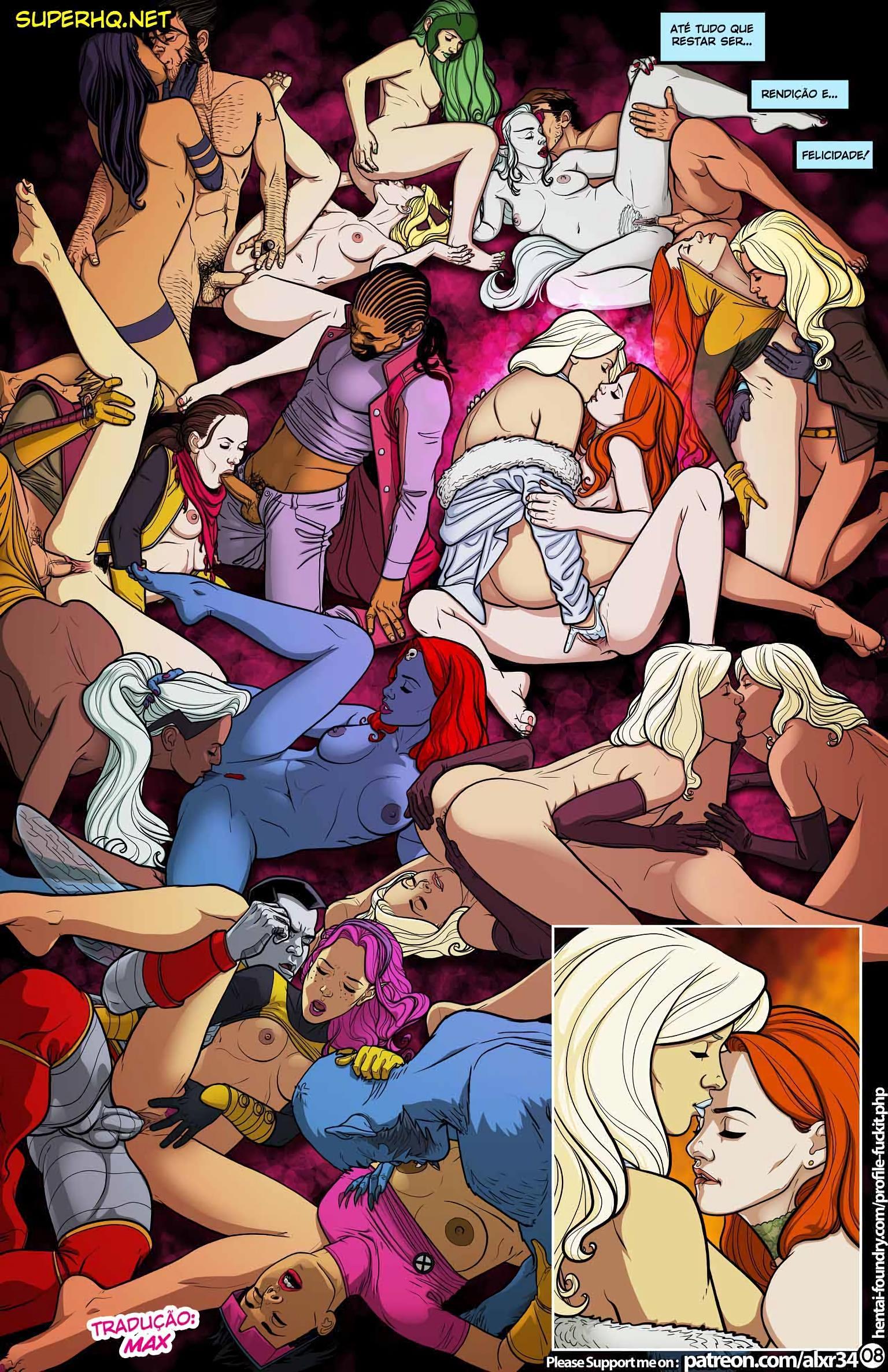 X-men : Bacchanalia - Foto 9