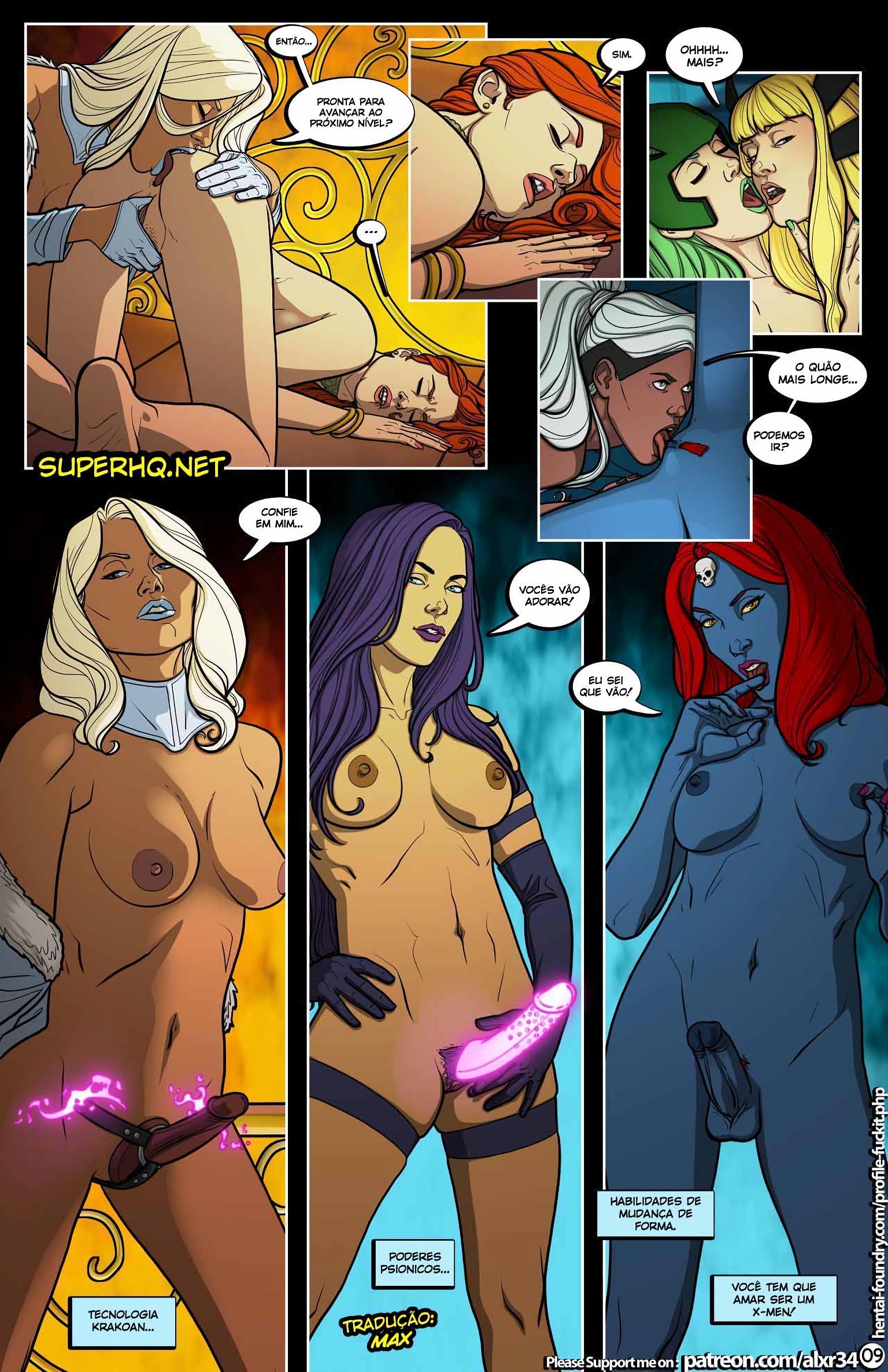 X-men : Bacchanalia - Foto 10